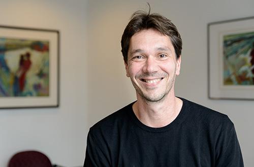 rTMS bij depressie en OCS - EEG Specialist - Peter de Groot - Rotterdam